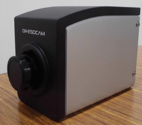 放電可視カメラ